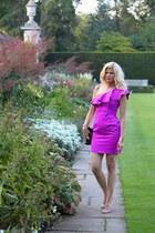 F&F dress - vivienne westwood bag - Christian Louboutin heels