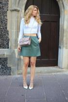 asos top - Valentino shoes - Valentino bag