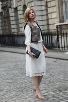 Isabel Marant vest - Zara dress