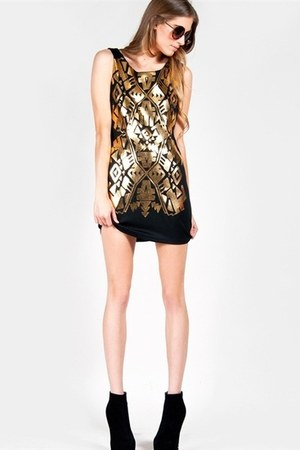 Gold-mirror-zooshoo-dress