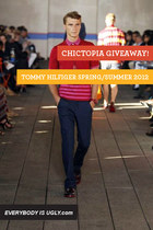 Tommy Hilfiger Runway Look Giveaway on Chictopia