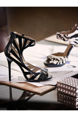 Chic Stuff: Jimmy Choo x H&M