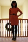 H&M dress - Old Navy belt - Target shoes