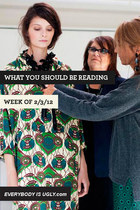 What You Should Be Reading: Week of 2/3/12