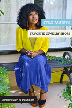 Best Jewelry Shops: Interview with Style Pantry