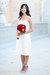 wedding Jcrew dress