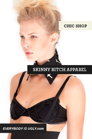 black Skinny Bitch accessories