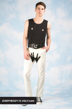 off white Yoko Ono for Opening Ceremony pants