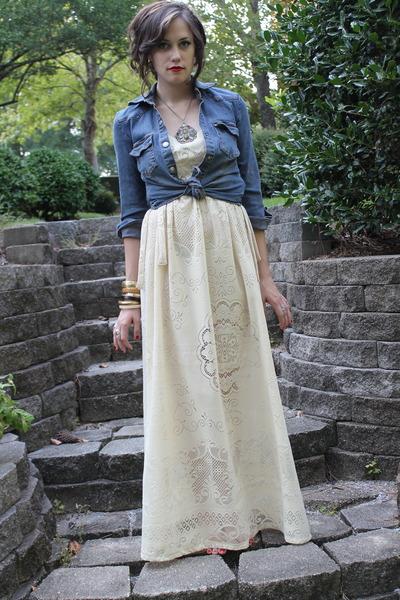 dress - top