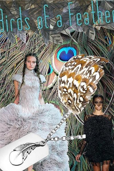ivory Alexander McQueen dress