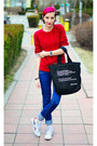 Mango-sweater-tote-nowistyle-bag