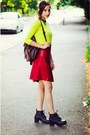 Neon-basic-front-row-shop-shirt-front-row-shop-skirt