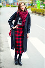 Nowistyle-coat-sly-t-shirt-sly-skirt