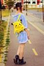 Choies-dress-mirrored-h-m-sunglasses-rocketraptor-accessories