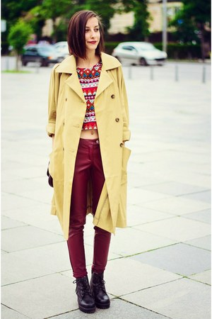 Front Row Shop coat