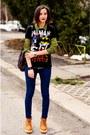 Choies-boots-second-hand-shirt-batman-second-hand-t-shirt