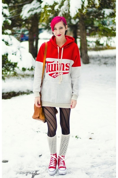 nowIStyle hoodie - platform nowIStyle sneakers