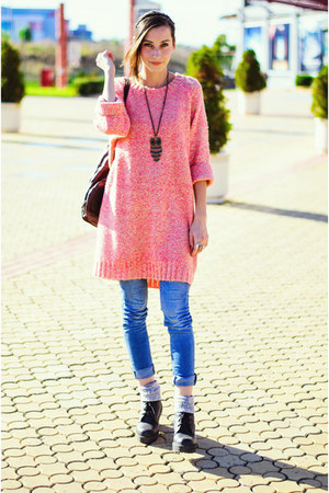 oversize H&M sweater