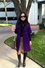Nine-west-boots-black-zara-sweater-gap-sunglasses-mexx-skirt