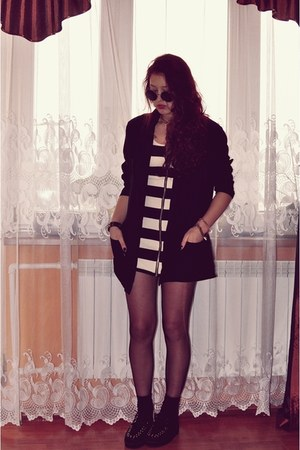 material Sukienka jacket
