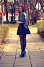 Sh-jacket-h-m-skirt