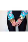 Gold-piercing-points-lylif-necklace-gold-choker-lylif-necklace