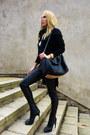 W118-sale-jumper-alexander-wang-bag-leather-pants-jasmine-di-milo-pants