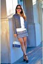 Alice Olivia jacket - Alice Olivia skirt