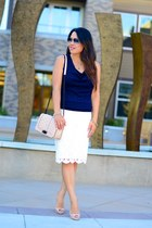 Coop sweater - Forever 21 skirt - Christian Louboutin heels