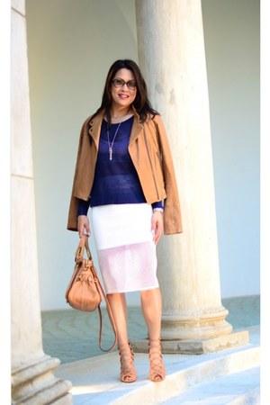 ASTR skirt - rag & bone sweater