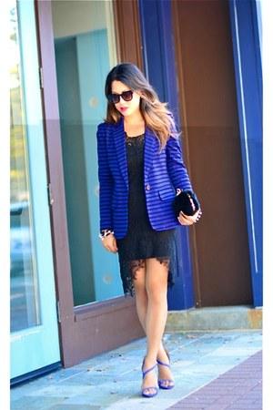 Yoana Baraschi blazer - free people dress