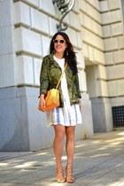 Forever 21 jacket - Forever 21 skirt