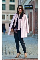 Forever 21 jacket - Topshop coat