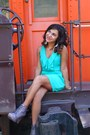 Light-pink-go-jane-boots-aquamarine-urban-outfitters-dress