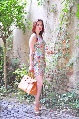 leather bag bag - dress