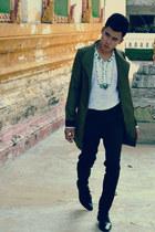 forest green FHONGTOA jacket