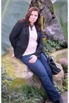Levis jeans - Zara jacket