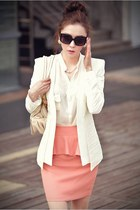 Business Frill skirt