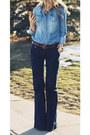 Blue-long-jeans
