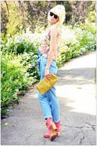 Chicwish blouse - romwe pants