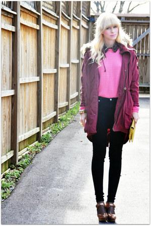 SwayChic jeans - vintage sweater