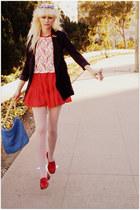 Urban 1972 blouse - vintage dress