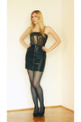 New-look-top-black-pu-leather-h-m-skirt-black-h-m-wedges