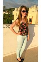 aquamarine Vero Moda pants