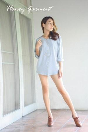 Honey Garment shirt