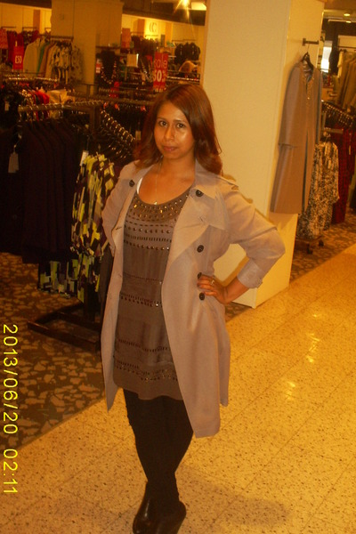 mint velvet top - mint velvet jacket - mint velvet leggings