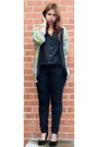 H-m-jeans-asos-blouse-asos-heels