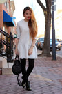Leather-h-m-boots-knit-zara-dress
