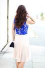 Oasis-dress-portmans-bag-asos-heels-michael-kors-watch