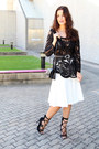 Mango-bag-witchery-skirt-asos-top-asos-belt-windsorsmith-heels
